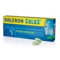 Daleron Cold 3,  24 filmsko obloženih tablet