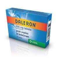 Daleron 500 mg,  20 tablet