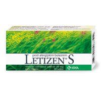Letizen S 10 mg, 10 filmsko obloženih tablet