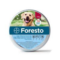 Foresto, ovratnica proti zajedalcem, nad 8 kg