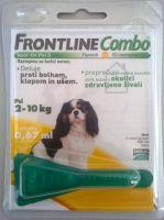 Frontline Combo za majhne pse 1x0,67ml