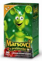 Marsovci, žvečljive tablete s prebiotiki - okus gozdni sadeži, 30 tablet