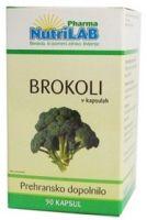 Nutrilab brokoli kapsule, 90 kom