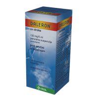 Daleron 120 mg/5 ml, 120 ml peroralne suspenzije