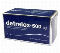 Detralex 500mg, 120 tablet