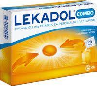 Lekadol COMBO