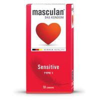 Masculan kondom TIP 1 sensitive, 10 kondomov