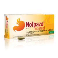Nolpaza control 20 mg tablete 14 x