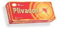 Plivadon, 10 tablet