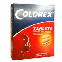 Coldrex, 12 tablet