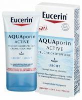 Eucerin Aquaporin active lahka nega, 40ml