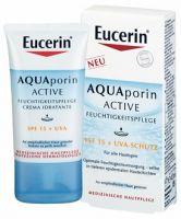 Eucerin Aquaporin active ZF 15 + UVA