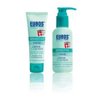 EUBOS SENSITIVE HAND REPAIR & CARE, 75 ML